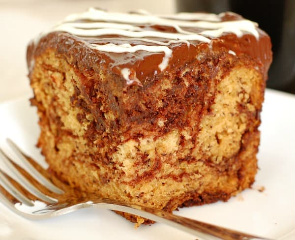 Mrs Fields Banana Cake